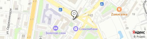 Hotdogger на карте Оренбурга