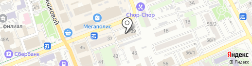Первое Юридическое Бюро на карте Оренбурга