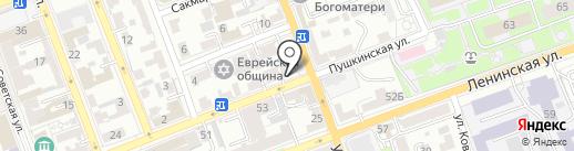 ОренПолис на карте Оренбурга