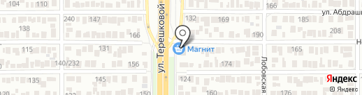 SAMOYLOVE на карте Оренбурга