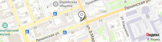 ipcenter orenburg на карте Оренбурга