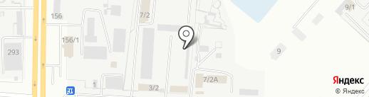 Крепеж56 на карте Оренбурга