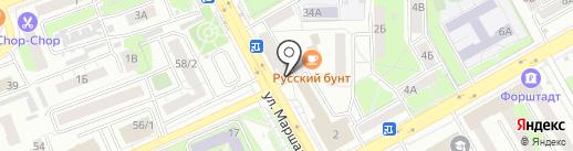 ТехМаркет на карте Оренбурга