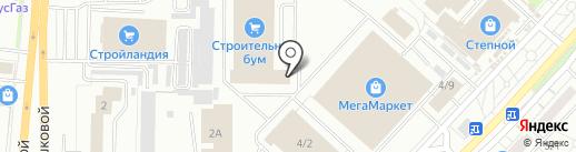 Кувалда.ру на карте Оренбурга