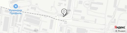 Плитка 56 на карте Оренбурга