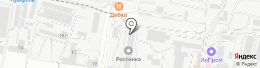 ТО ЦЕНТР на карте Оренбурга