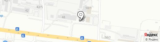 Резинотехника на карте Оренбурга