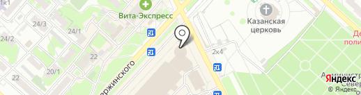 РУССКИЕ БЛИНЫ на карте Оренбурга
