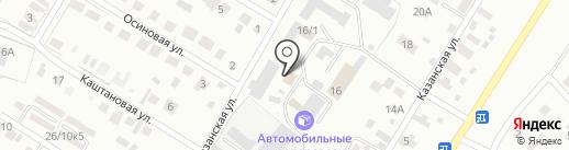 Мебель на 5 на карте Оренбурга