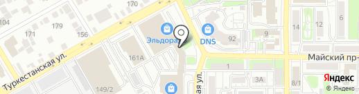 BOX56 на карте Оренбурга