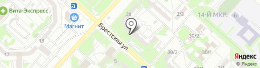 Свой салончик на карте Оренбурга