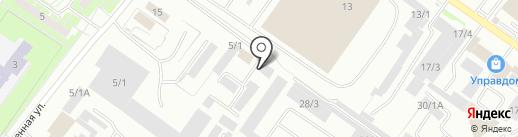 СтройТакси на карте Оренбурга