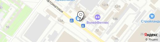 ГлавПечьТорг на карте Оренбурга