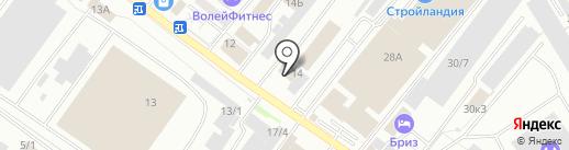 Наше дело на карте Оренбурга