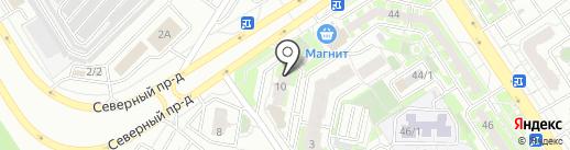 БиржаТаксиРегиона на карте Оренбурга