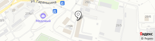 Дизайн-студия Игоря Мелёхина на карте Оренбурга