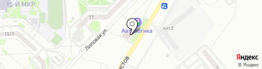 ТерраFit на карте Оренбурга