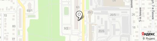 Dstrezzed на карте Оренбурга