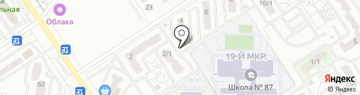 Хочу Чехол на карте Оренбурга