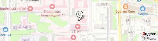 B.Braun на карте Оренбурга