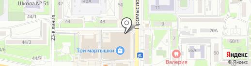 Капля счастья на карте Оренбурга