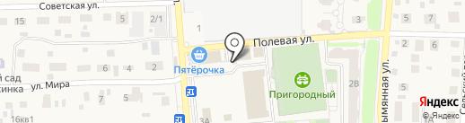 Федерация смешанного единоборства (ММА) Оренбургской области на карте Пригородного