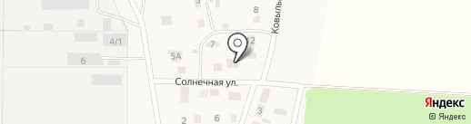 Ниборит на карте Пригородного
