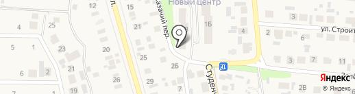 Альфа-СтройТранс на карте Пригородного