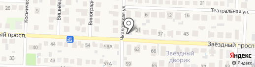 ППК Групп на карте Пригородного