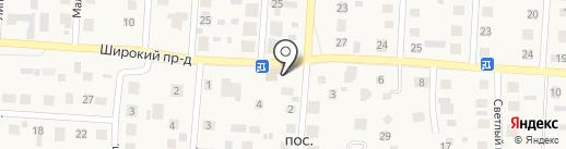 Шашлыки от Старого мастера на карте Пригородного