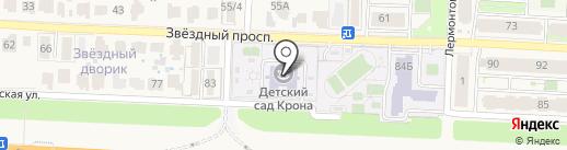 Orenyoga на карте Пригородного