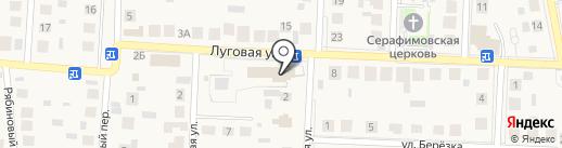 Всероссийское НИИ противопожарной обороны МЧС России на карте Пригородного