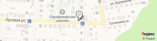 Банкомат, Сбербанк, ПАО на карте Пригородного