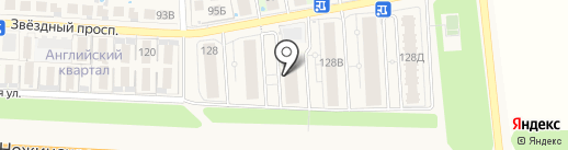 БазисТехноКомплект на карте Пригородного