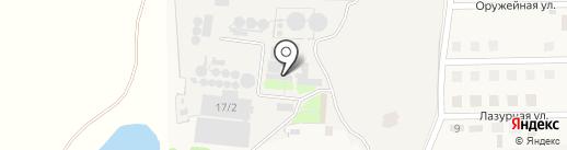 Бэно на карте Нежинки