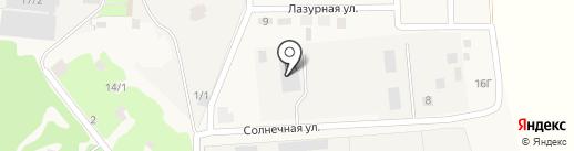 Оренбургский завод полиэтиленовой упаковки на карте Нежинки