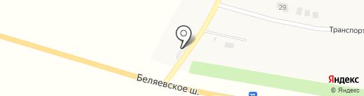 АГЗС на карте Чкалова