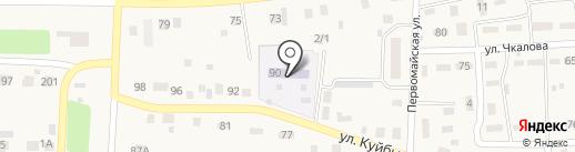 Золотое зёрнышко на карте Нежинки