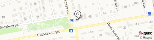 Хозяюшка на карте Нежинки