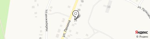 Марвик на карте Чкалова