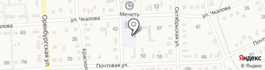 Родничок на карте Нежинки