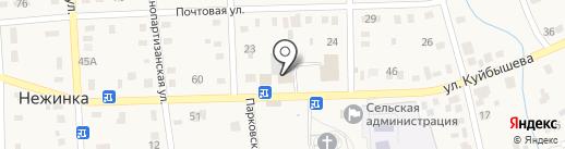 Семейное на карте Нежинки