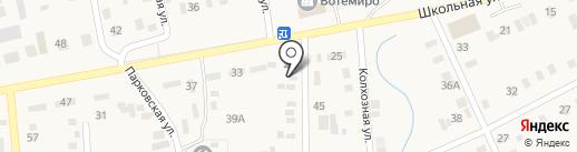 Магазин ритуальных принадлежностей на карте Нежинки