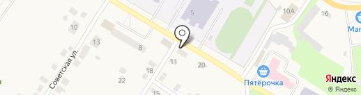 Delta Pay на карте Усть-Качки