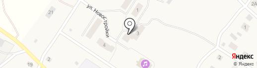 Продуктовый магазин на карте Черной