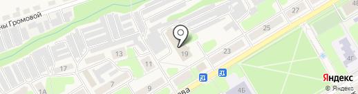 Галант сервис плюс на карте Краснокамска