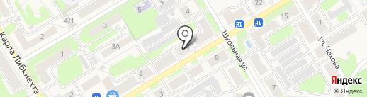 Патио на карте Краснокамска