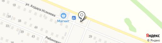 Магазин хозтоваров на карте Жуково