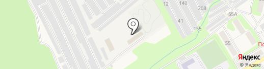 Хорошее место на карте Краснокамска