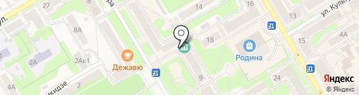 Краснокамский краеведческий музей на карте Краснокамска